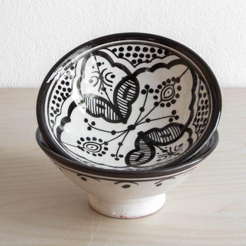 Marokkanische Schale Safi
