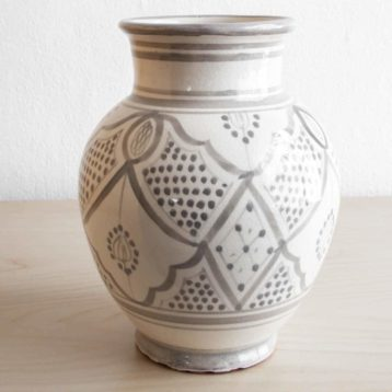 Moroccan vase WARDA
