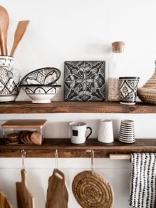 Moroccan tiles DIY
