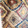 Bunter Vintage Teppich aus Marokko