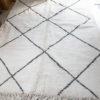 Marokkanischer Beni Ourain Teppich