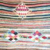 Marokkanischer Kilim Flickenteppich Boucherouite