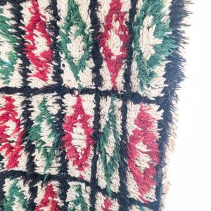 Vintage Azilal Teppich aus Marokko