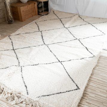 Beni Ourain Teppiche in Marokko kaufen