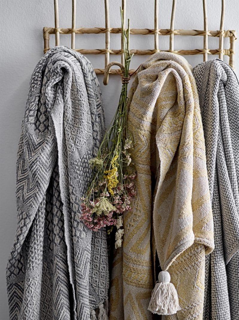 Bloomingville - Garderobe aus Rattan